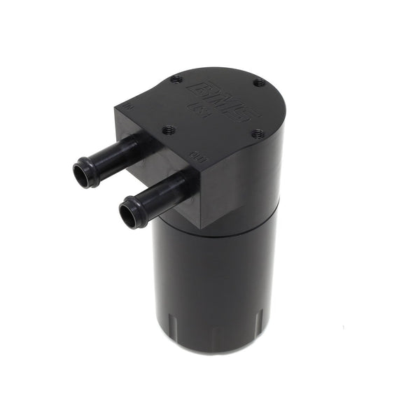 BMS Compact Double Baffle Oil Catch Can (CAN ONLY)