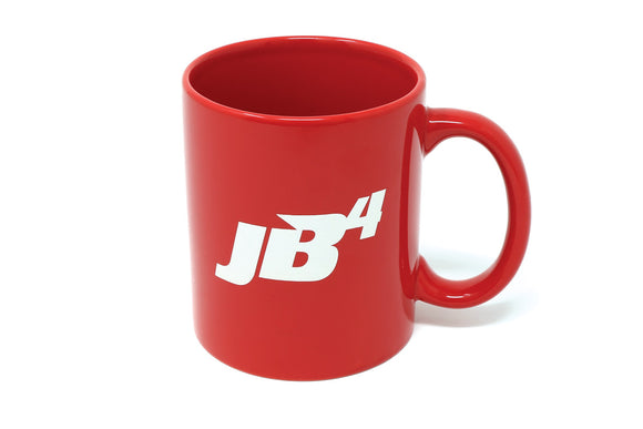 Official JB4® Mug - Red - Burger Motorsports