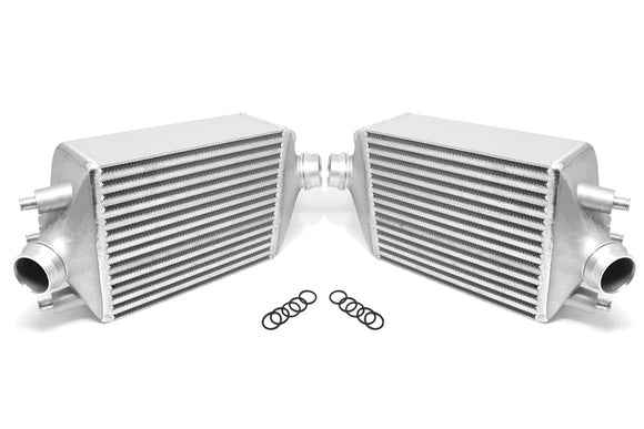 Phoenix Racing Porsche 911 Turbo Dual Intercoolers - Burger Motorsports