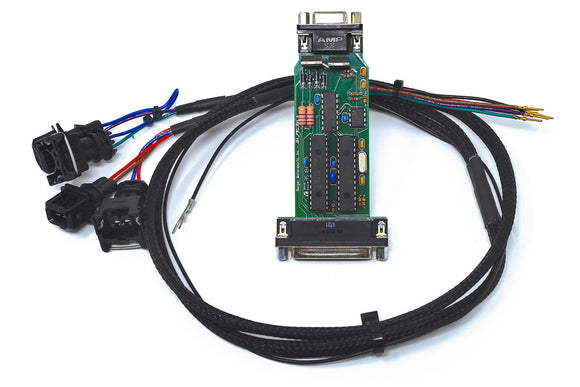 S63TU V2 upgrade kit (board and solenoid harness pigtail)