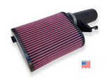 BMS MB Type2 Billet Intake, Filter and Mounting Hardware