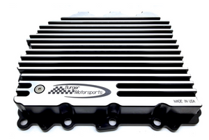 BMS Billet Aluminum BMW DCT transmission high capacity oil pan - Burger Motorsports