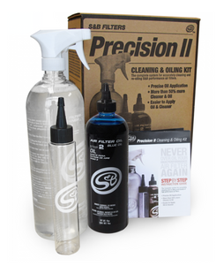 Performance Air Filter Cleaning & Oil Kit - Burger Motorsports