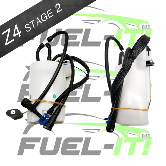 Fuel-It BMW Z4 35i (E89) Walbro Stage 2 LPFP Upgrade - Burger Motorsports