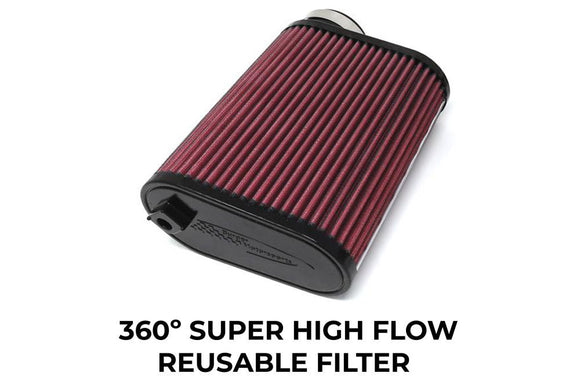 BMS C43/63 AMG Intake Replacement Filter - Burger Motorsports