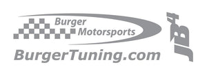 Burger Motorsports Logo Sticker Sheet (TWO PACK) - Burger Motorsports