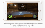 Dragy - GPS Based Performance Meter - Burger Motorsports