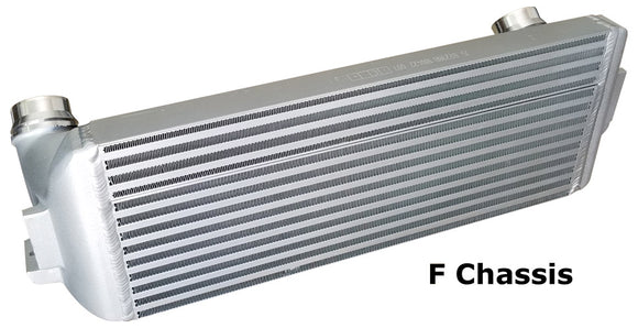 BMS Replacement Intercooler for F Chassis BMW - Burger Motorsports