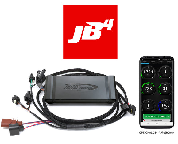 JB4 for Porsche Macan S Facelift and Porsche E3 Cayenne