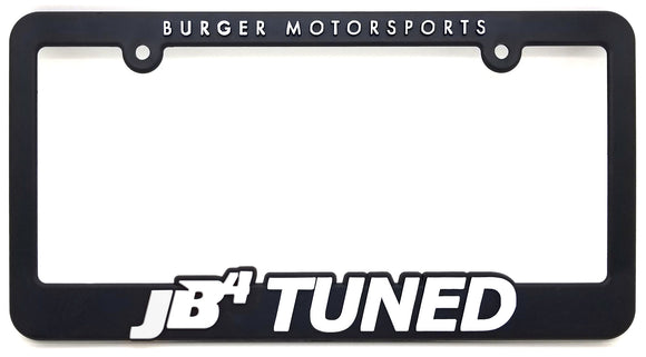 Official JB4® License Plate Accessories - Burger Motorsports