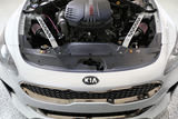 BMS Billet Strut Cross Braces for Kia Stinger (pair) - Burger Motorsports