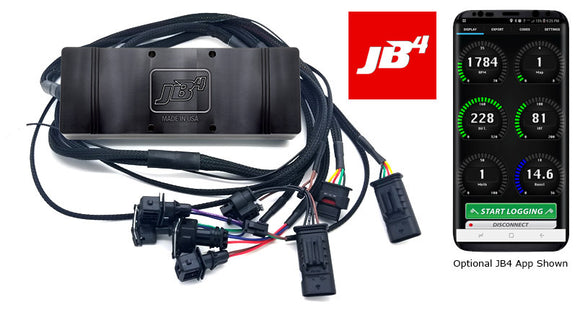 s63tu JB4 for M5/M6/X5M/X6M w/ OBDII & Integrated BCM - Burger Motorsports