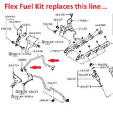 Fuel-It FLEX FUEL KIT for INFINITI Q50 AND Q60 - Burger Motorsports
