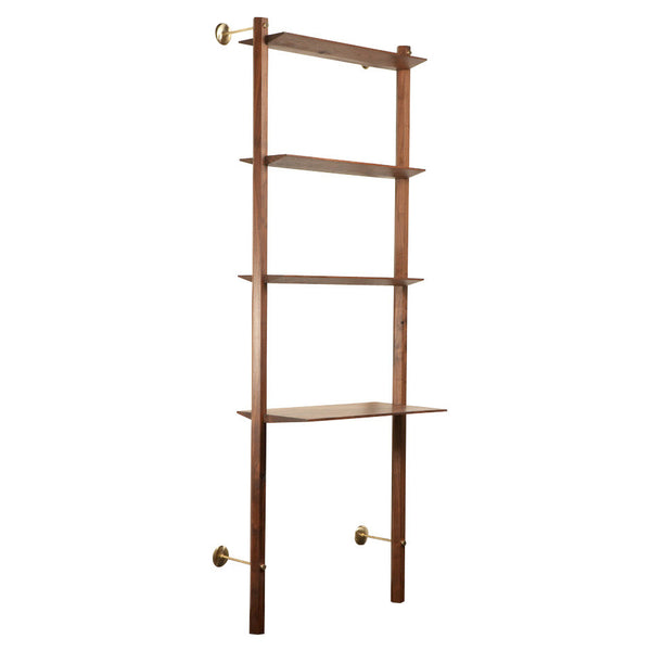 lonewa modern shelving unit