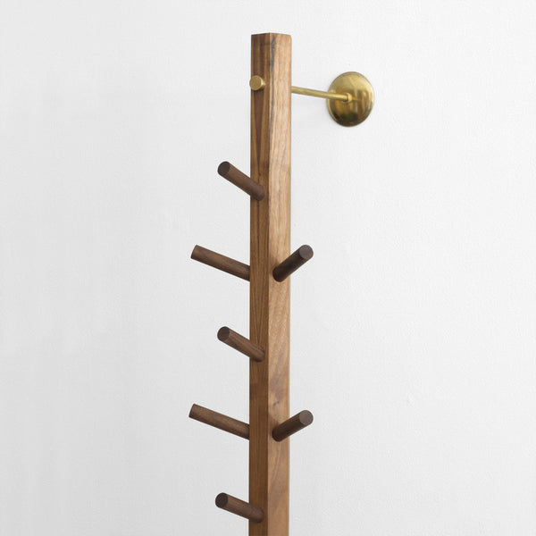 lonewa modern coat rack