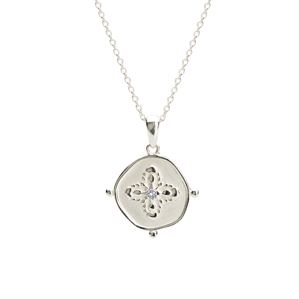 Sahara Medallion Necklace