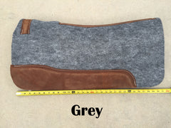 Felt Pad Saddle Blanket - The Sale Barn - 1