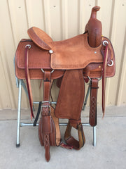 Corriente Ranch Cutter Sorting Saddle SB910 - The Sale Barn - 1