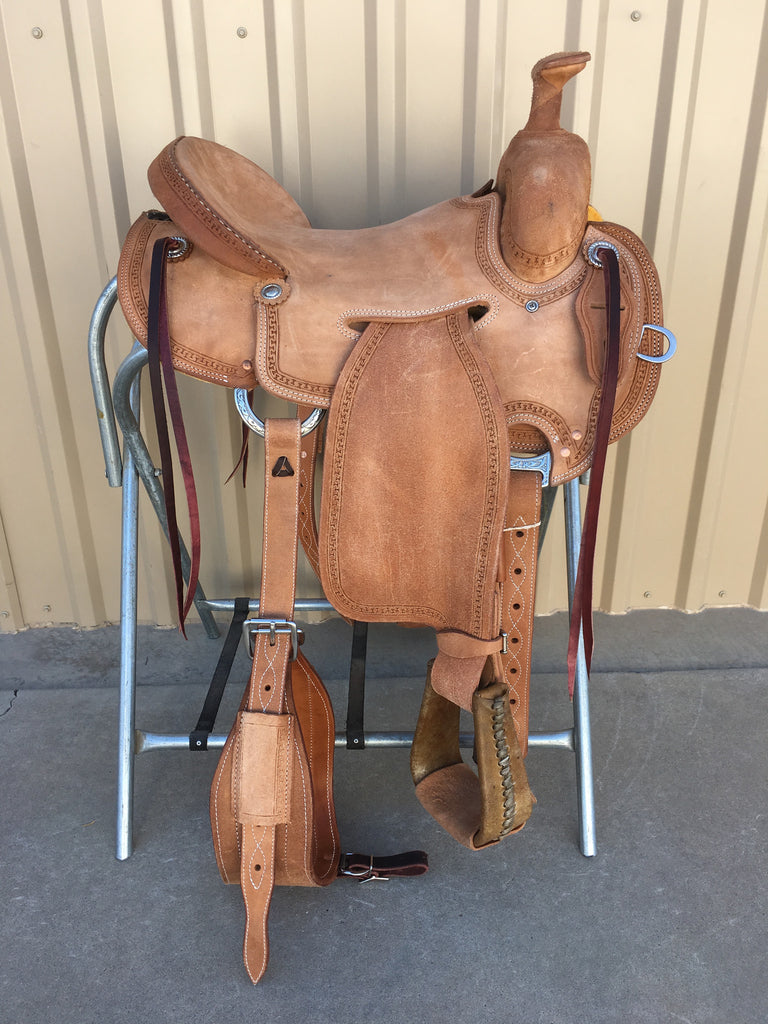 Corriente Strip Down Team Roping Saddle SB119