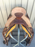 Corriente Ranch Wade A-Fork Saddle SB408A - The Sale Barn - 3
