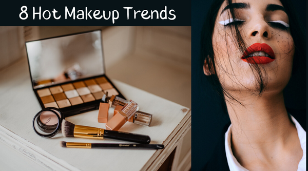 8 hottest makeup, beauty, cosmetics and skincare trends in nz beauty with LoveMy Makeup NZ online makeup store