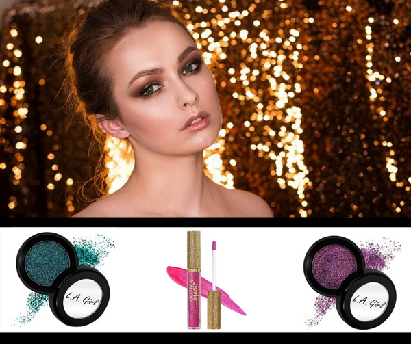 LoveMy Makeup NZ glitter makeup and cosmetics