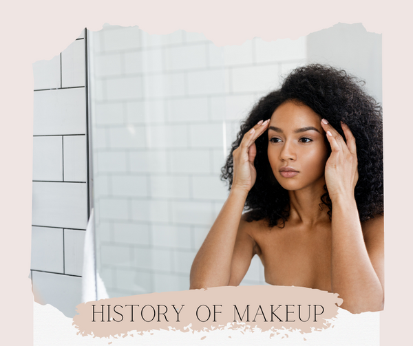 LoveMy Makeup - History of Makeup