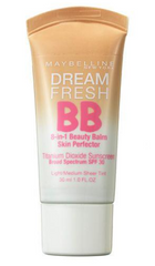 Maybelline Dream Fresh BB Cream (Light) at LoveMy Makeup NZ