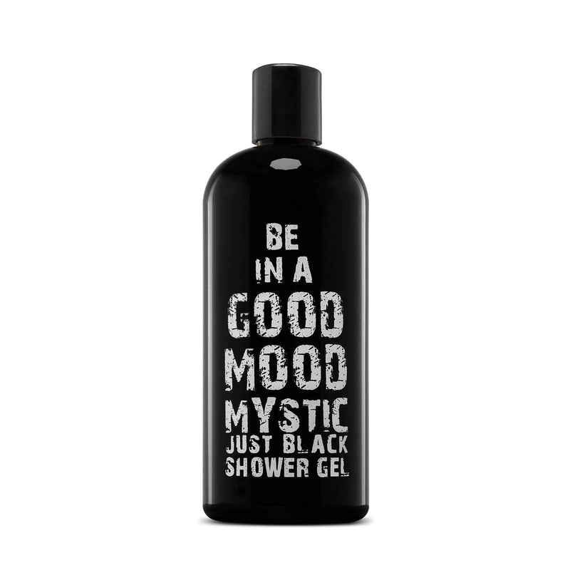 Be In A Good Mood Black Mystic Shower Gel 400m - cheap makeup, cosmetic & clearance sales at the LoveMy Makeup online store NZ