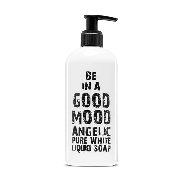 Be In A Good Mood White Angelic Liquid Soap 400ml - cheap makeup, cosmetic & clearance sales at the LoveMy Makeup online store NZ