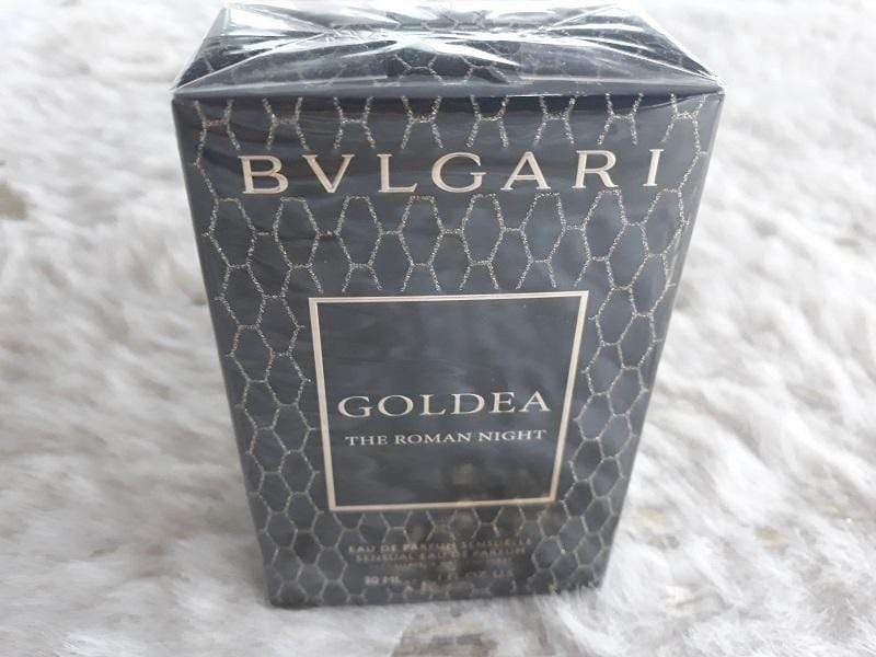 Bvlgari Goldea Roman Night EDP 30ml-  Goldea The Roman Night Absolute, an Eau de Parfum epitomising sensuality. A fragrance with endless possibilities, captivating the daring, the intensity and the tension of a Roman night. A hypnotic Chypre Floral Musk fragrance, an elixir endowed with supreme powers of seduction. Bvlgari Fragrance & perfume brought to you by LoveMy Makeup NZ