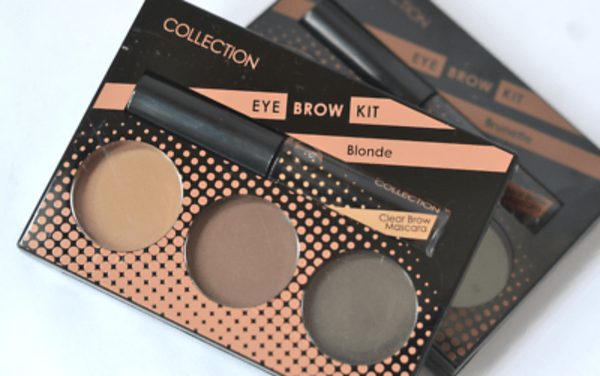 Collection EyeBrow Kit (Blonde) - Set of 3 - makeup nz cosmetics beauty la girl