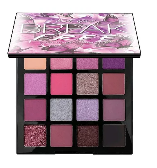 LA Girl Break Free Eyeshadow Palette (This Is Me)  -  The L.A. Girl Cosmetics limited edition Break Free collection brings your imagination to life with two new eyeshadow palettes that show off the beauty in you. The BE YOU Palette is as iconic as you with classic neutrals that never go out of style.