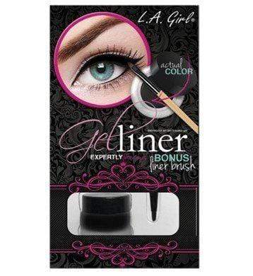 LA Girl Gel Eyeliner  - 734 Raging Purple - cheap makeup, cosmetic & clearance sales at the LoveMy Makeup online store NZ