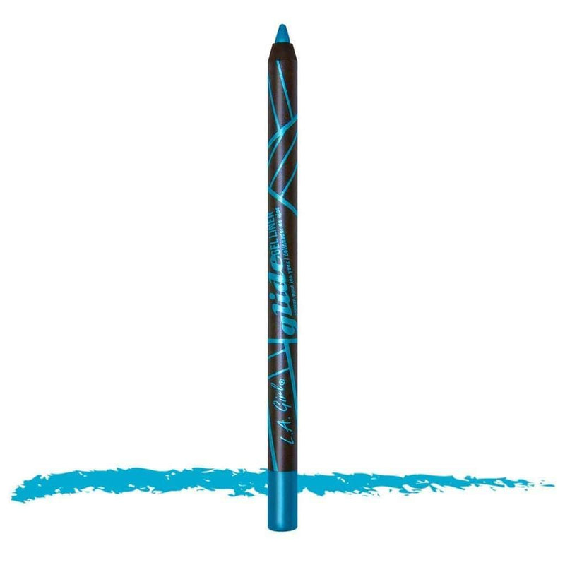 LA Girl Glide Pencil (Aquatic 365) - Will not transfer or smudge Easy to blend Waterproof and lasts for up to 14 hours Made in Germany.  LA Girl Glide Pencil at LoveMy Makeup NZ