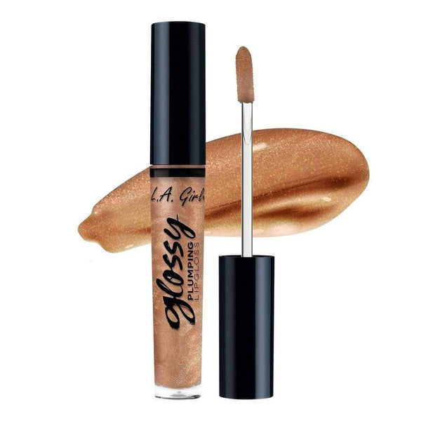 LA Girl Glossy Plumping Lipgloss - 925 Fancy - cheap makeup, cosmetic & clearance sales at the LoveMy Makeup online store NZ