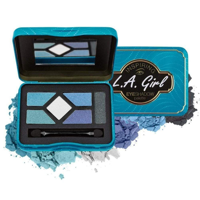 LA Girl Inspiring Eye Palette - Fabulous & Fearless - cheap makeup, cosmetic & clearance sales at the LoveMy Makeup online store NZ