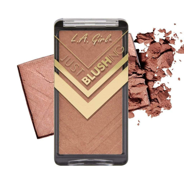 LA Girl Just Blushing - 483 Just Glowing - cheap makeup, cosmetic & clearance sales at the LoveMy Makeup online store NZ