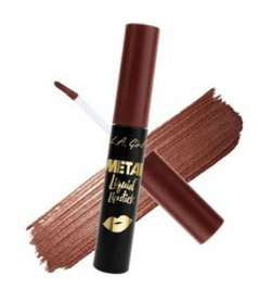 LA Girl Metal Liquid Lipstick - GML858 Lavish - makeup nz cosmetics beauty la girl