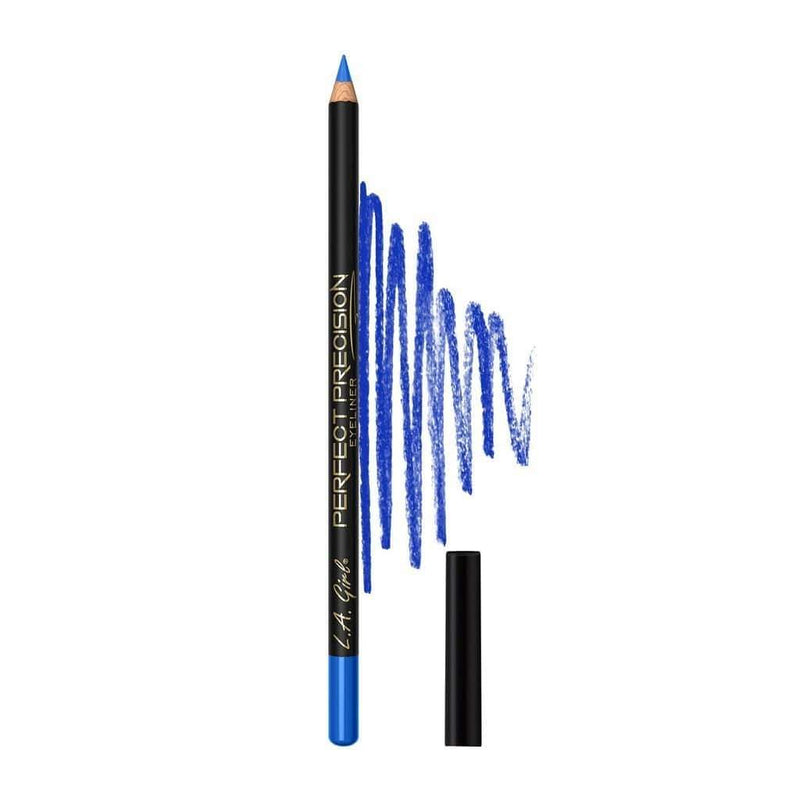 LA Girl Perfect Precision Eyeliner Pencil - 703 Cobalt - cheap makeup, cosmetic & clearance sales at the LoveMy Makeup online store NZ