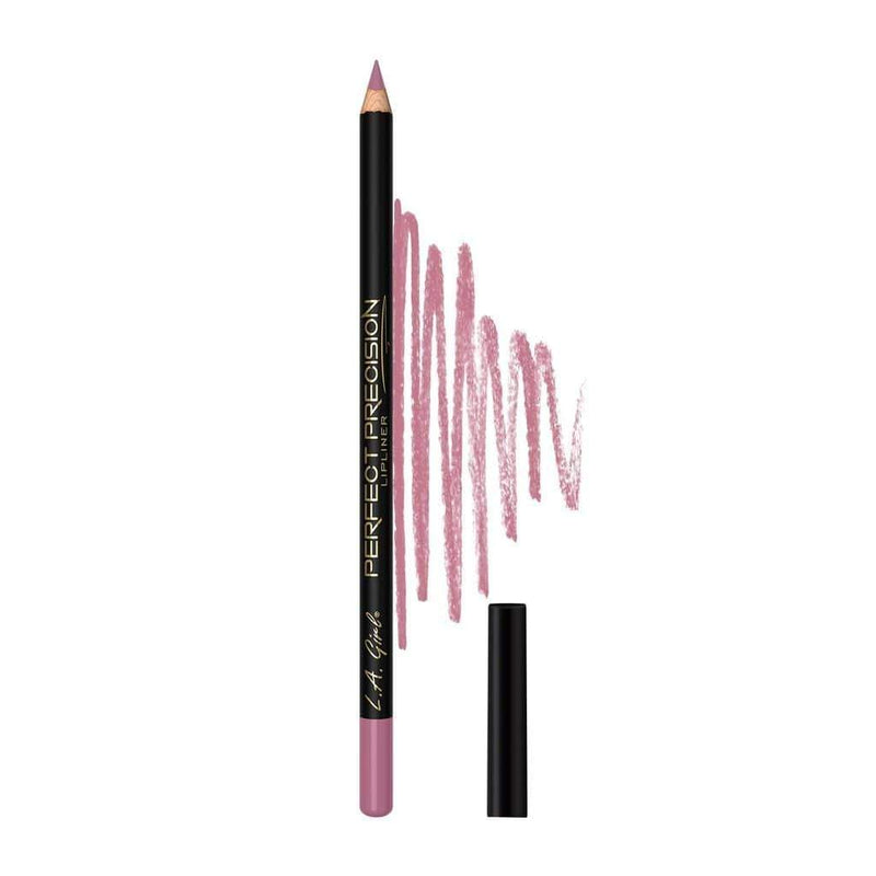 LA Girl Perfect Precision Lipliner Pencil - 717 Pinky - cheap makeup, cosmetic & clearance sales at the LoveMy Makeup online store NZ