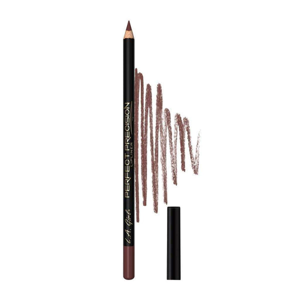 LA Girl Perfect Precision Lipliner Pencil - 723 Satin Plum - cheap makeup, cosmetic & clearance sales at the LoveMy Makeup online store NZ