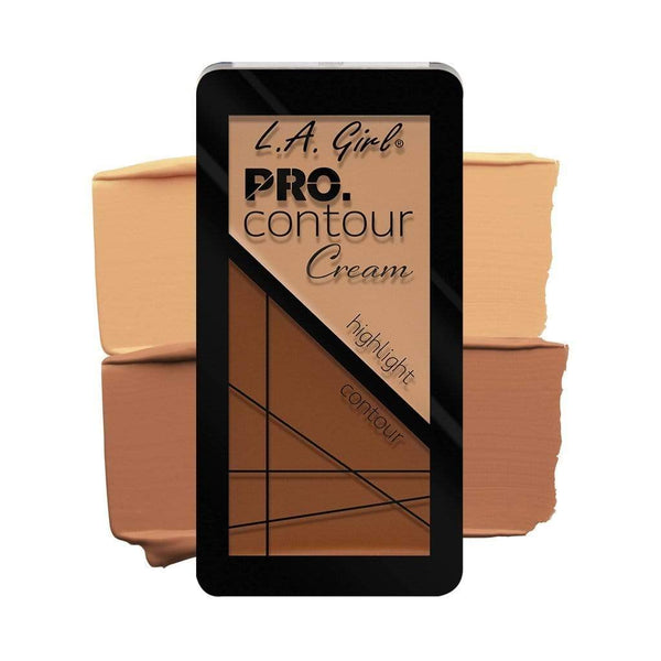 LA Girl Pro Contour Cream - Light - cheap makeup, cosmetic & clearance sales at the LoveMy Makeup online store NZ