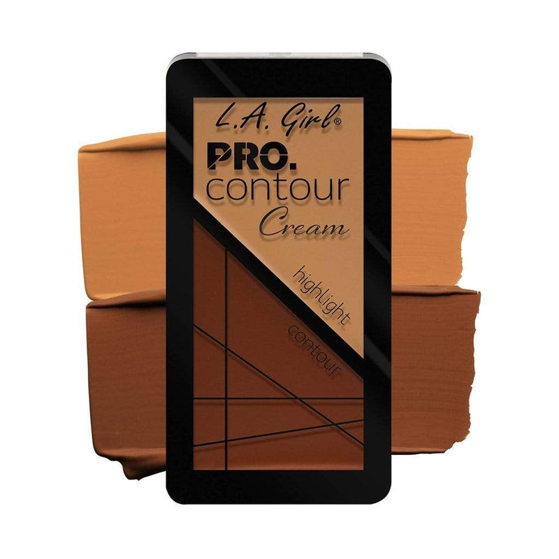 LA Girl Pro Contour Cream - Medium-Deep - cheap makeup, cosmetic & clearance sales at the LoveMy Makeup online store NZ