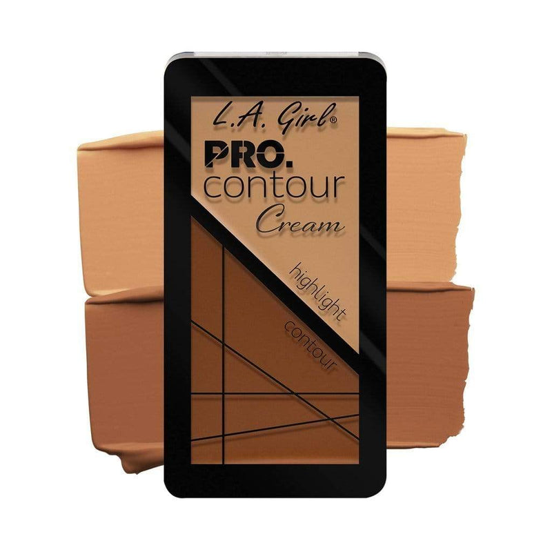 LA Girl Pro Contour Cream - Medium - cheap makeup, cosmetic & clearance sales at the LoveMy Makeup online store NZ
