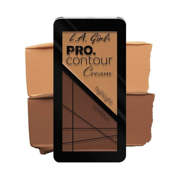 LA Girl Pro Contour Cream - Natural - cheap makeup, cosmetic & clearance sales at the LoveMy Makeup online store NZ
