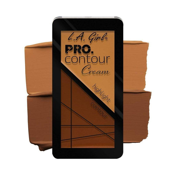 LA Girl Pro Contour Cream - Tan - cheap makeup, cosmetic & clearance sales at the LoveMy Makeup online store NZ