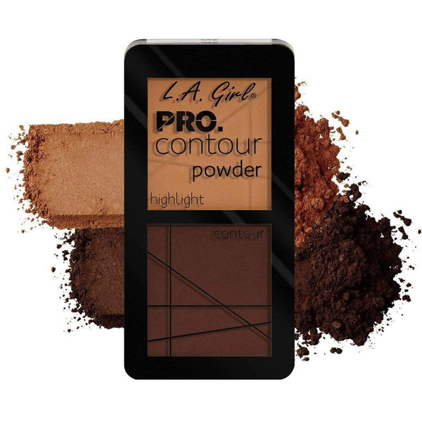 LA Girl Pro Contour Powder - Deep - cheap makeup, cosmetic & clearance sales at the LoveMy Makeup online store NZ