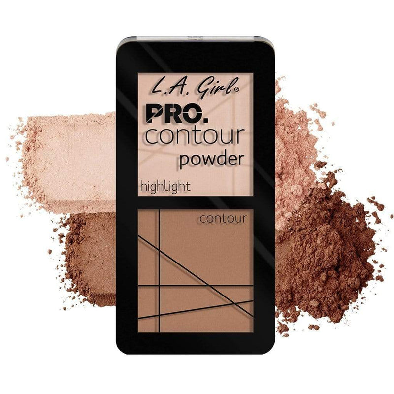 LA Girl Pro Contour Powder - Fair - cheap makeup, cosmetic & clearance sales at the LoveMy Makeup online store NZ