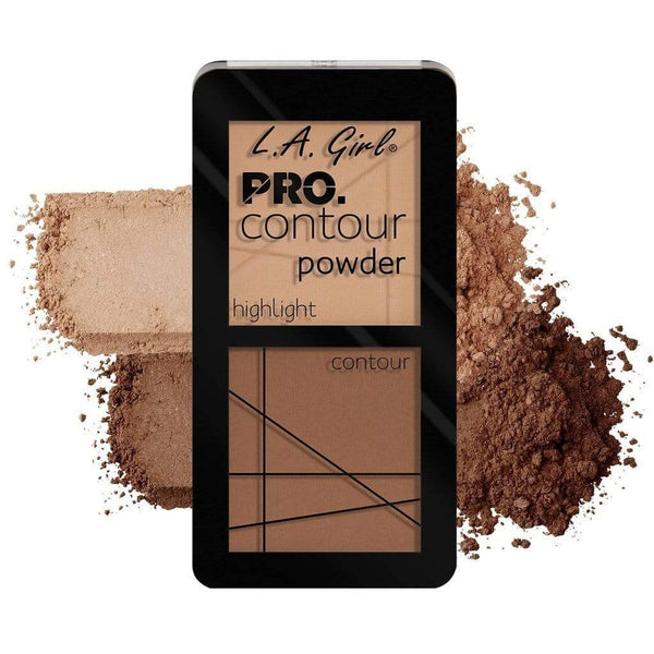 LA Girl Pro Contour Powder - Medium - cheap makeup, cosmetic & clearance sales at the LoveMy Makeup online store NZ